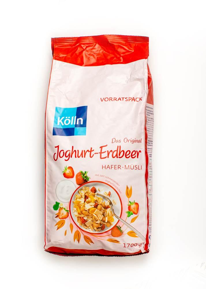 Kölln Müsli Joghurt-Erdbeer