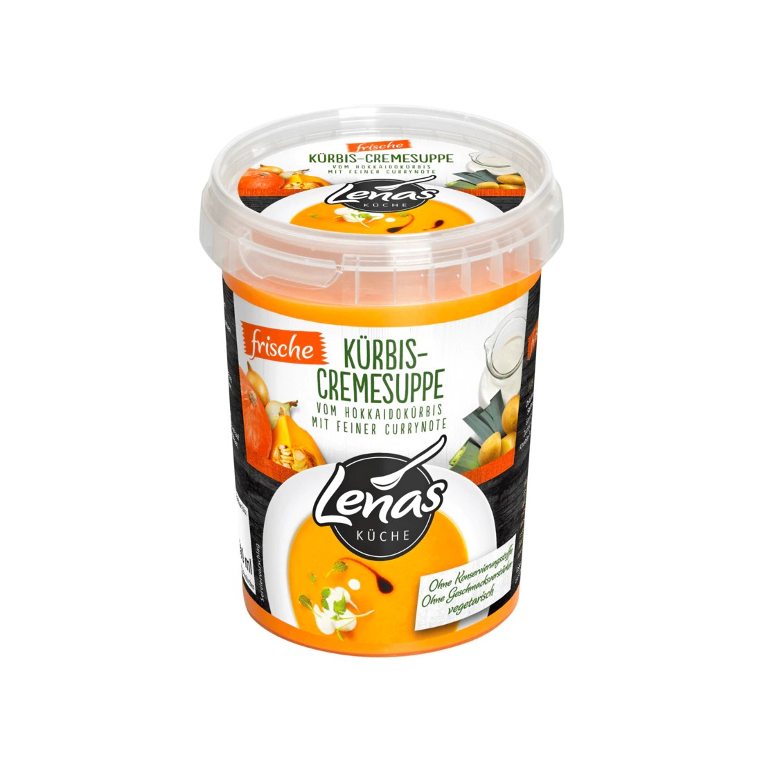 Buy Lenas Küche Kürbiscremesuppe in Berlin with delivery