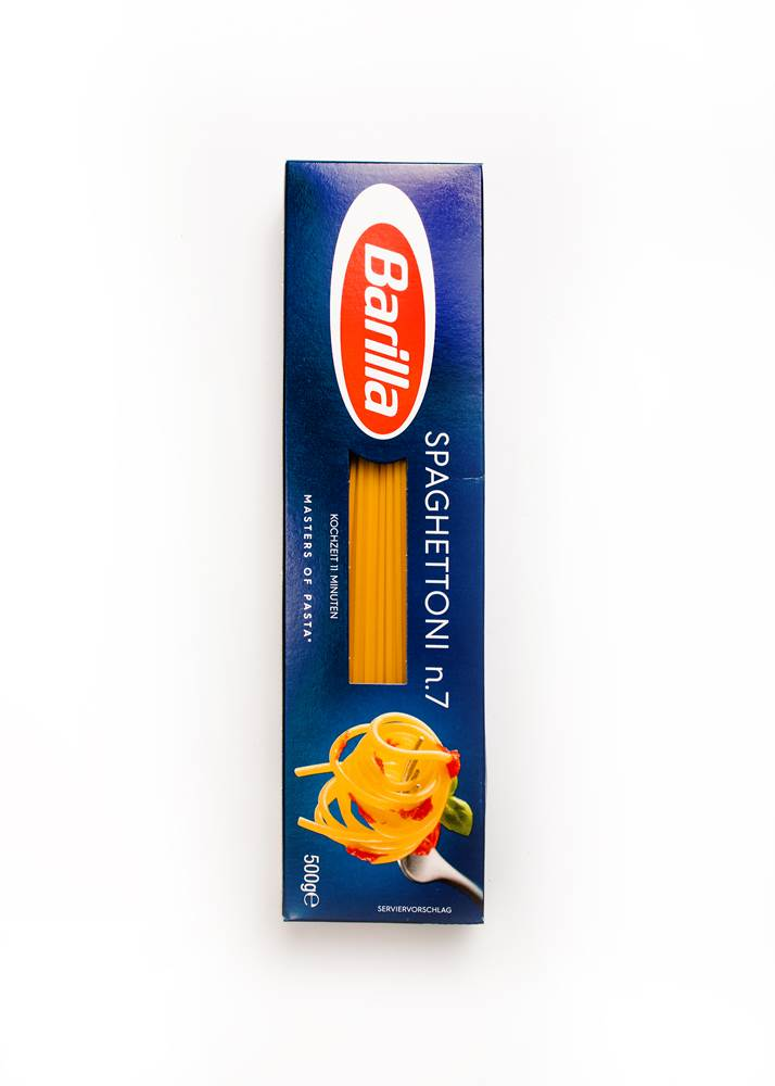 Barilla Spaghettoni No. 7