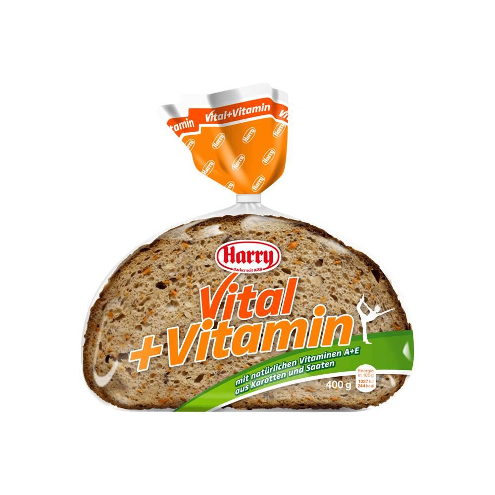 Harry Brot Vital+Vitamin