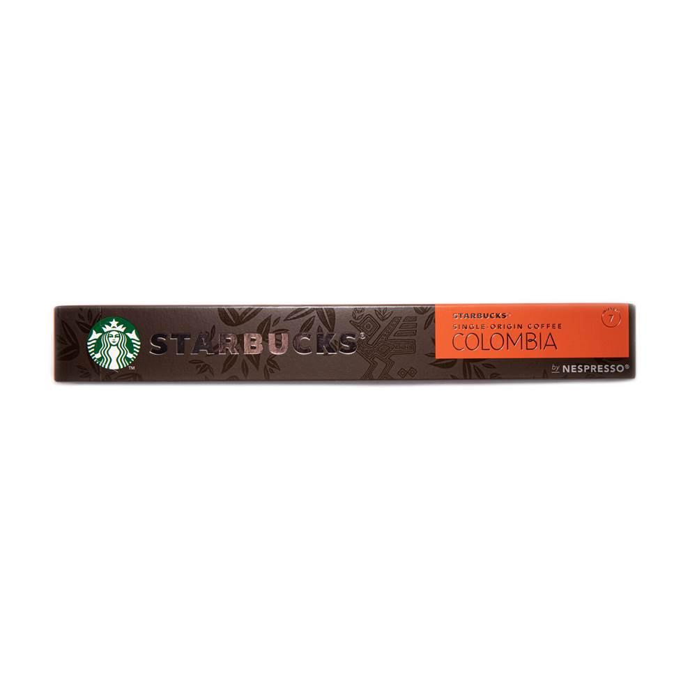 Starbucks Colombia by Nespresso