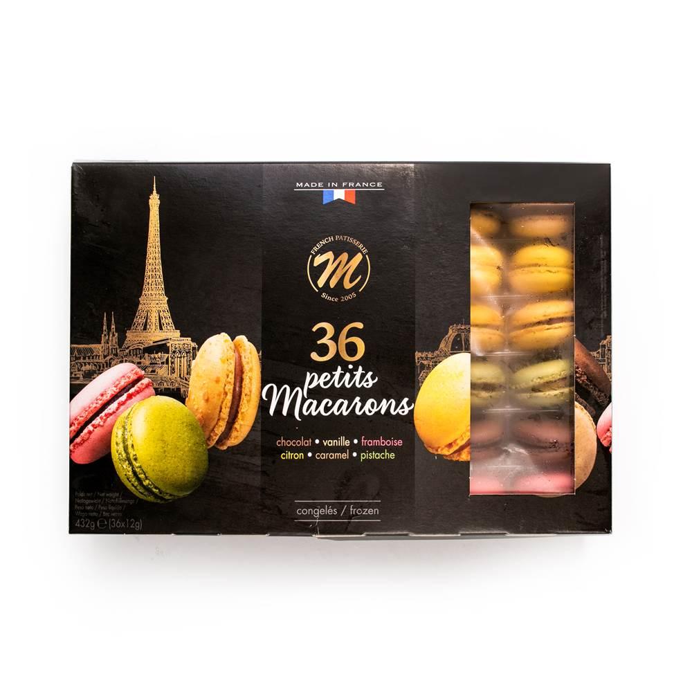 M 36 Macarons