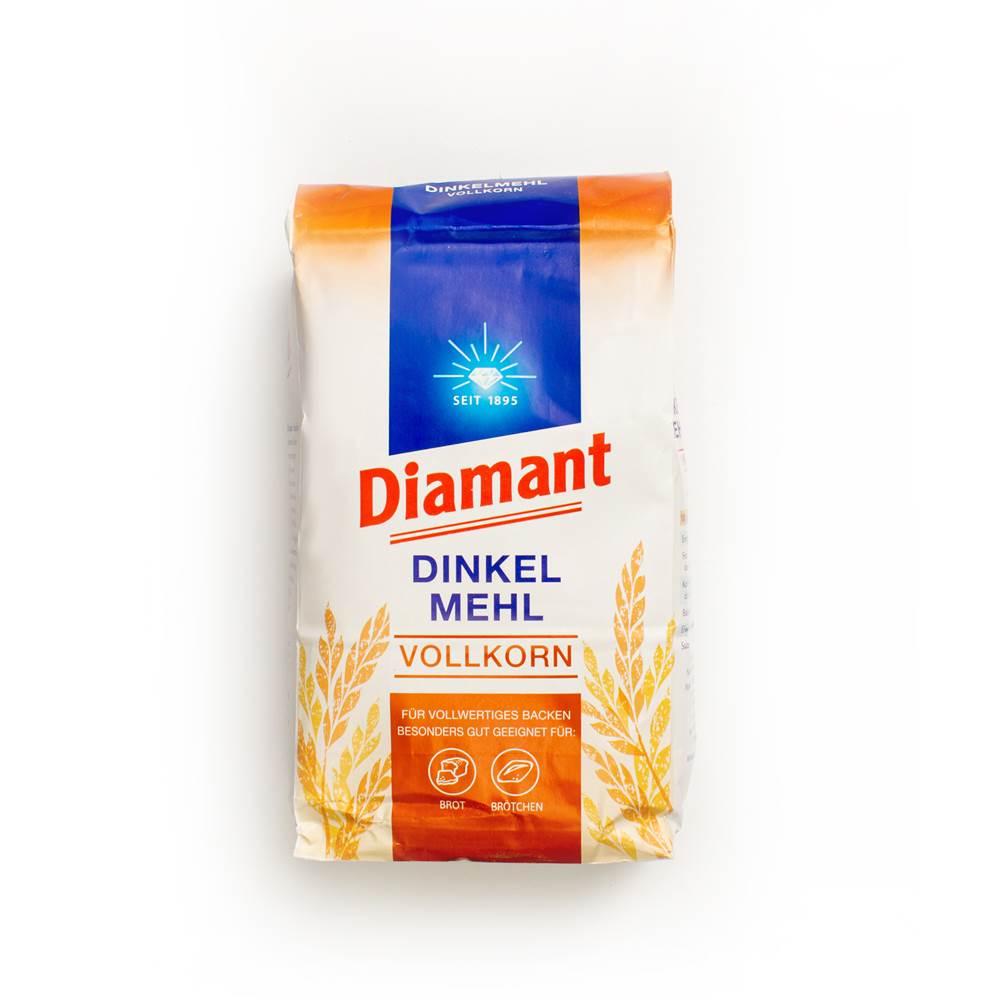 Diamant Dinkelmehl Vollkorn