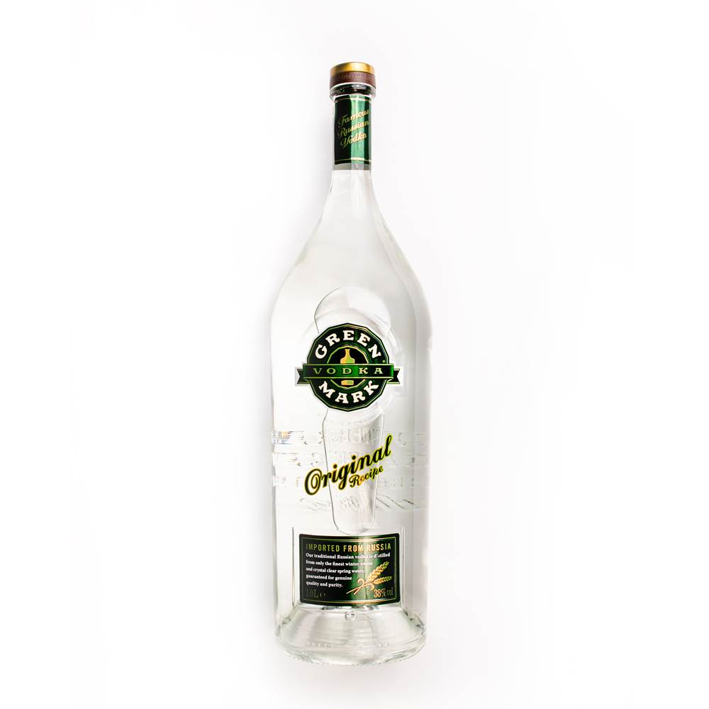 Green Mark Vodka 38%