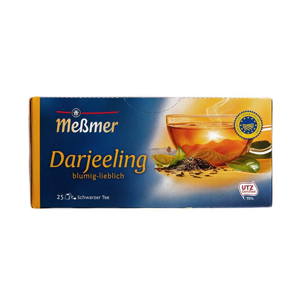 Buy Meßmer Schwarzer Tee Darjeeling in Berlin with delivery