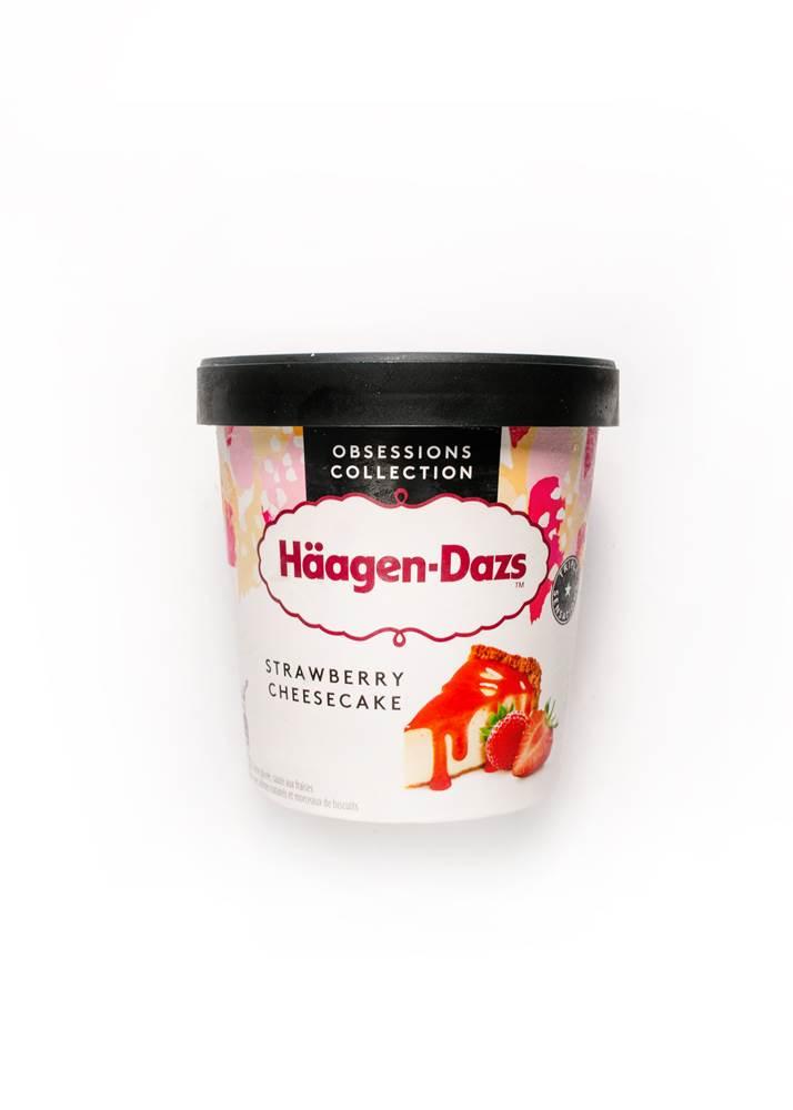 Häagen Dasz Strawberry Cheescake