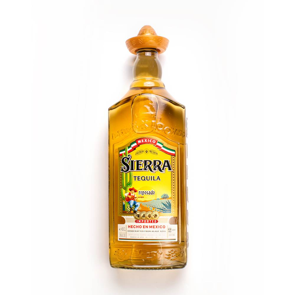 Buy Sierra Tequila Reposado 38% in Berlin with delivery