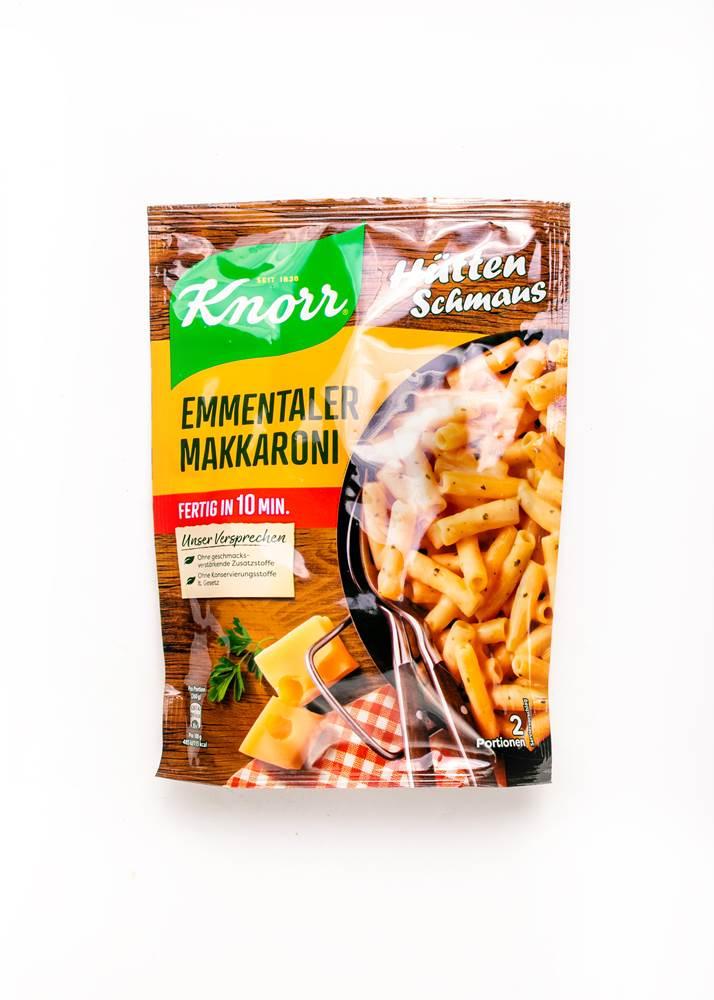 Knorr Hüttenschmaus Emmentaler-Makkaroni