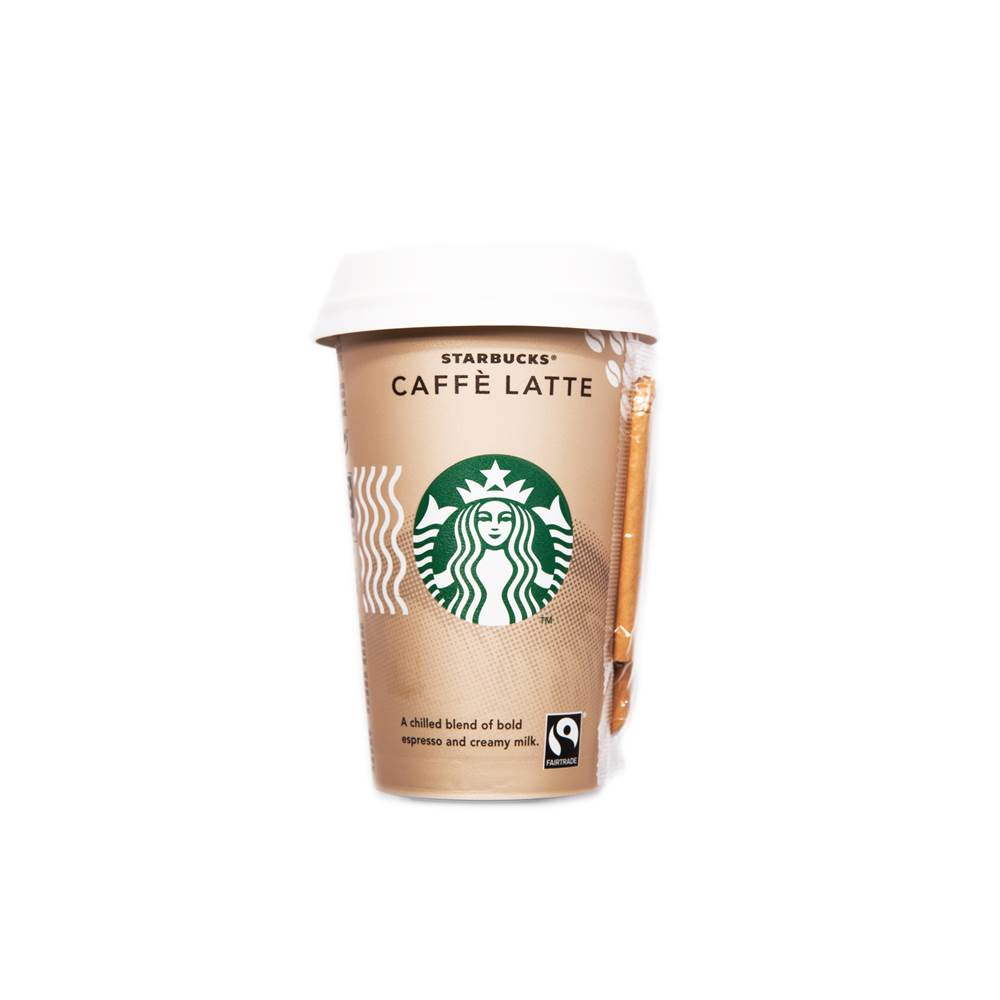 Starbucks Discoveries Cafe Latte