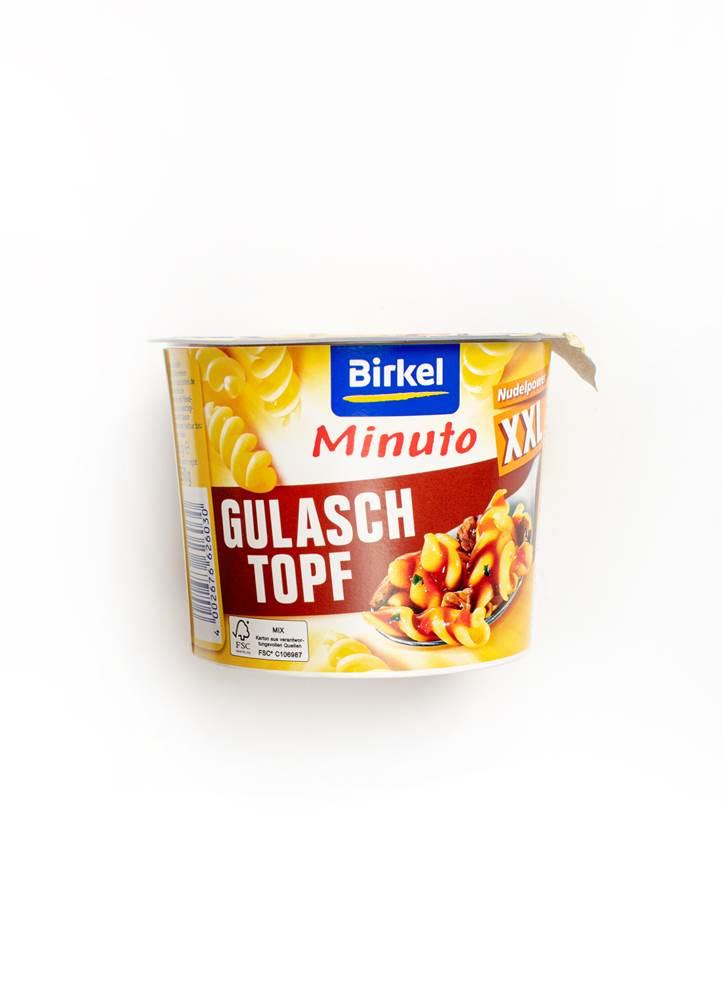 Birkel Minuto XXL Gulasch-Topf