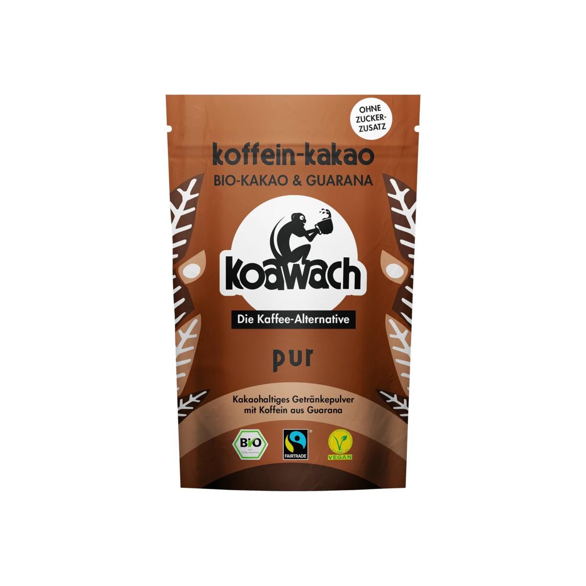 Koawach Bio Koffein-Kakao Pur