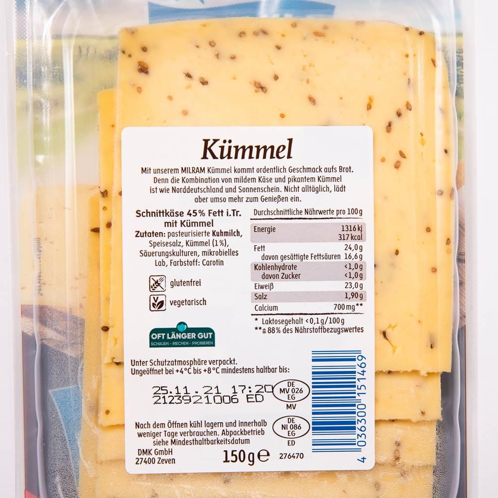 Buy Milram Kümmelkäse in Berlin with delivery