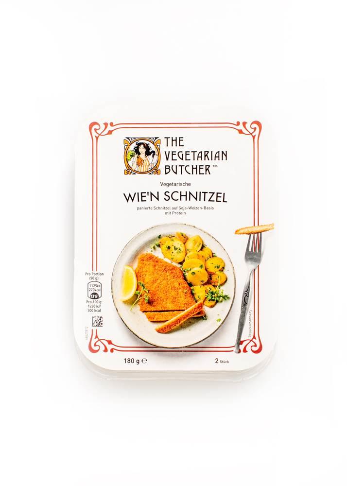 The Vegetarian Butcher Wie'n Schnitzel