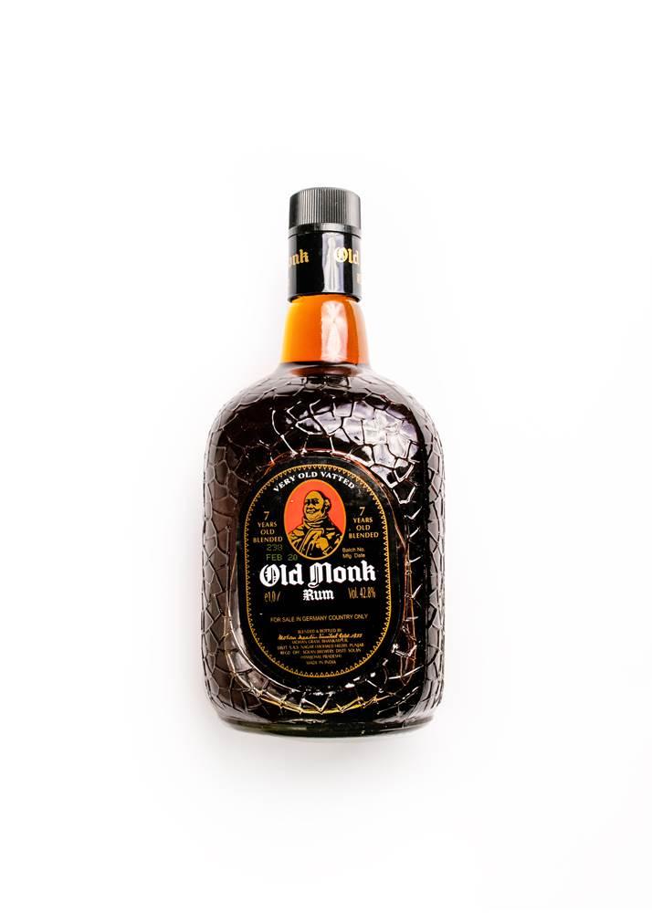 Old Monk Rum 7 Jahre 42,8%
