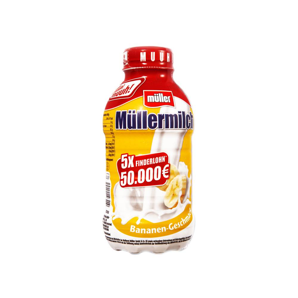 Buy Müller Müllermilch Banane in Berlin with delivery
