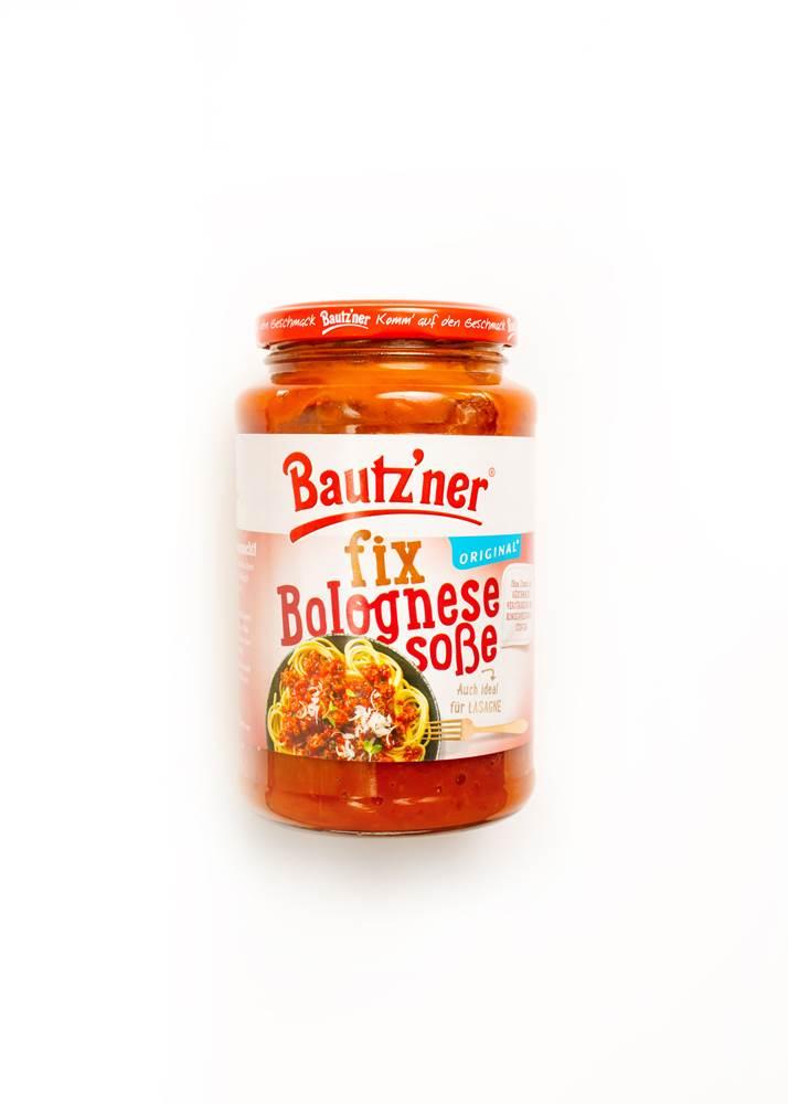 Bautzner Fix Bolognese