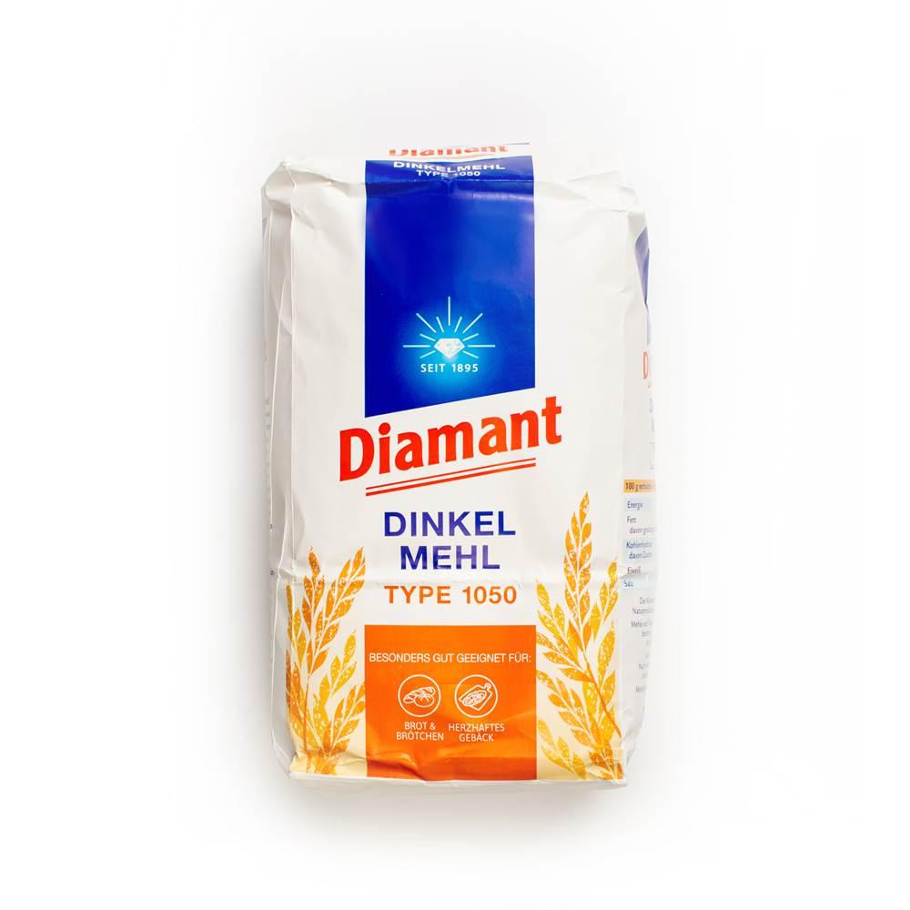 Diamant Dinkelmehl Type 1050