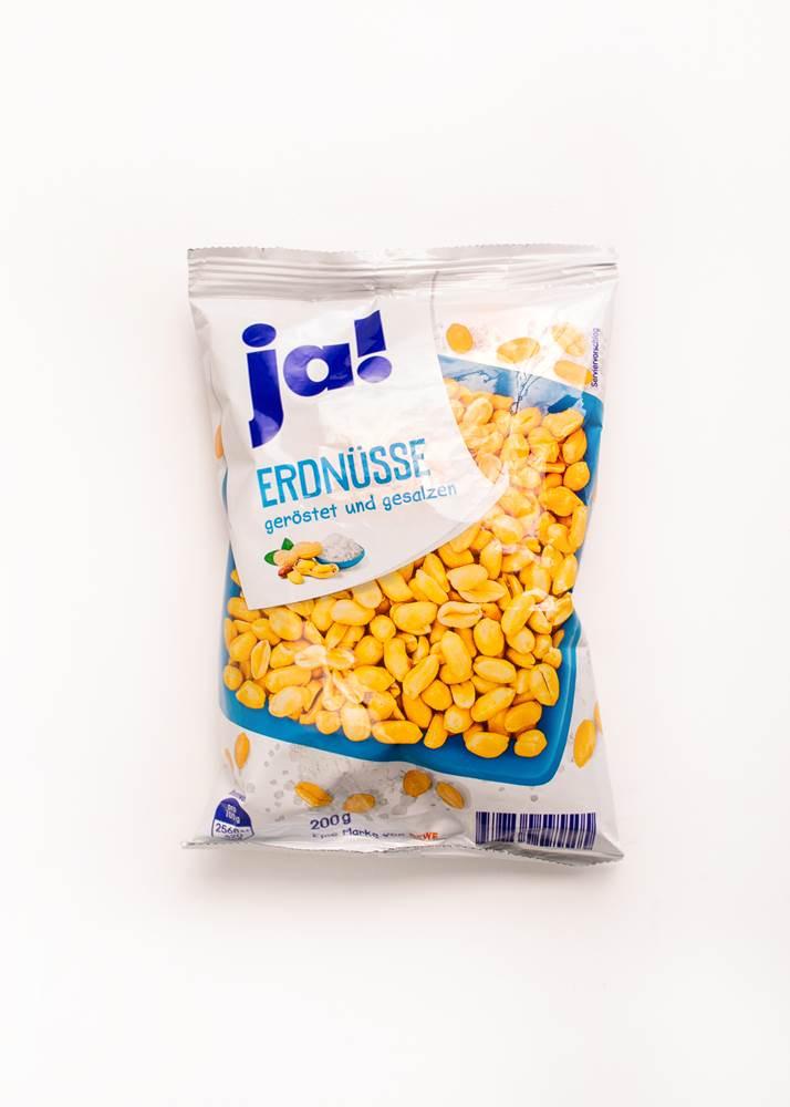 Buy Ja! Erdnusskerne geröstet und Gesalzen in Berlin with delivery