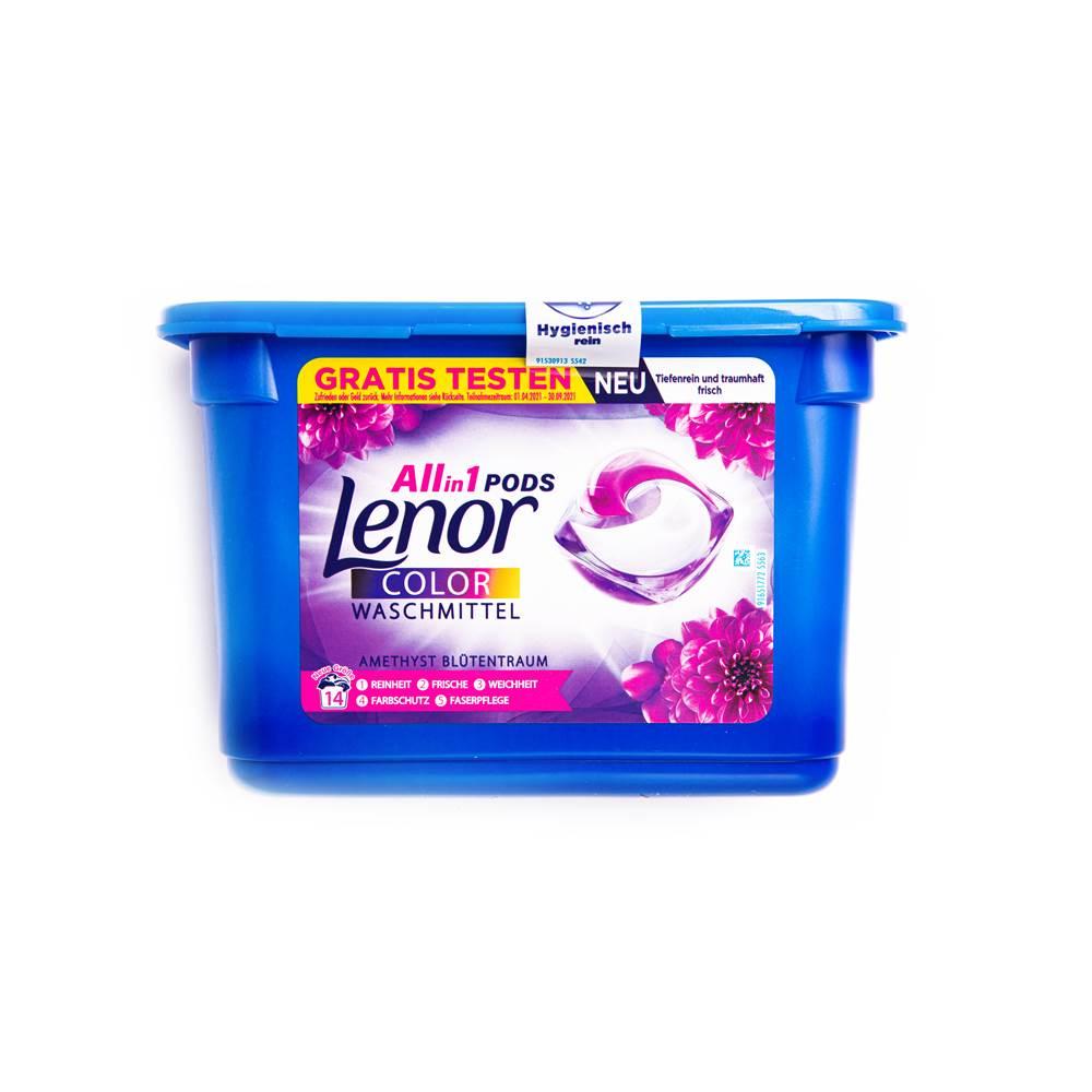 Lenor Waschmittel Color Pods