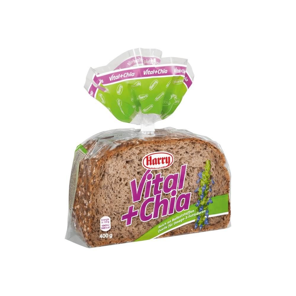 Harry Brot Vital+Chia