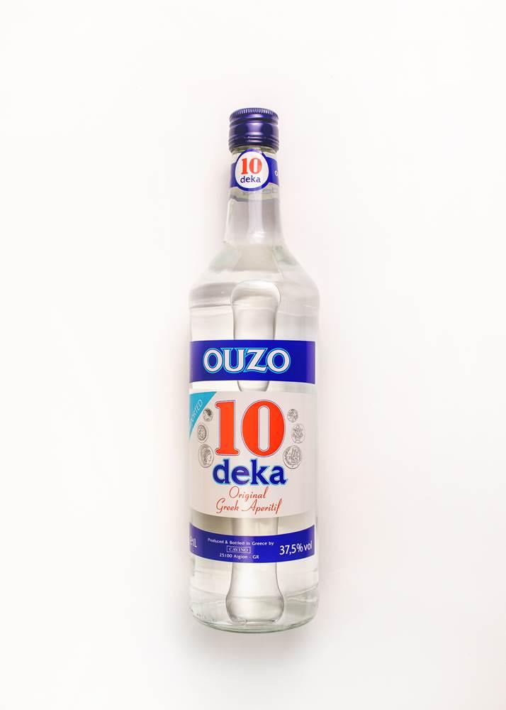 Ouzo Deka 10 37,5%