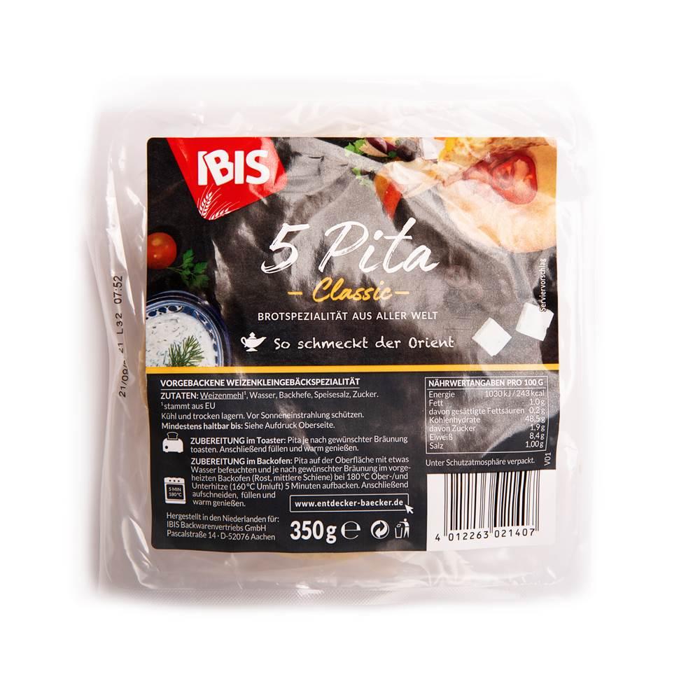 Ibis 5 Pita Classic
