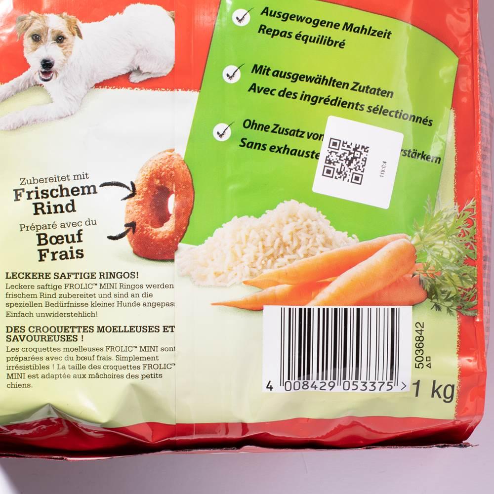 Buy Frolic Mini mit Rind, Karotten und Reis in Berlin with delivery