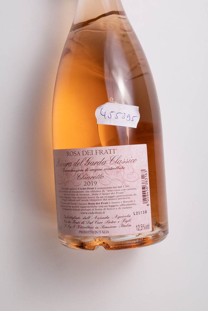Buy Cá dei Frati Rosa die Frati Lombardei Italien in Berlin with delivery