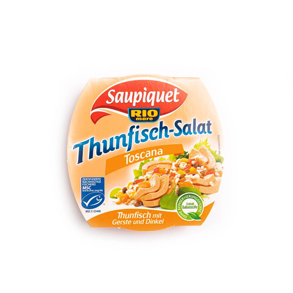 Buy Saupiquet MSC Thunfisch-Salat Toscana in Berlin with delivery