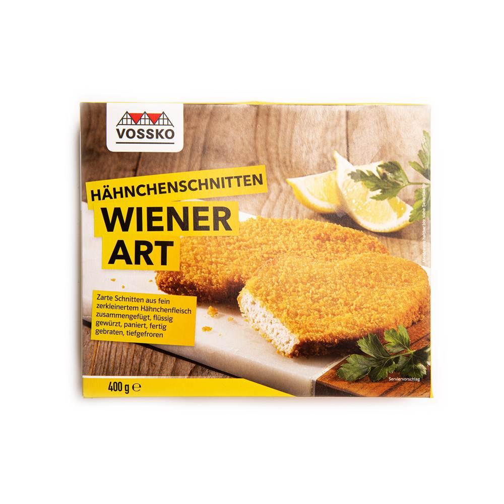 Vossko Hähnchenschnitten Wiener Art