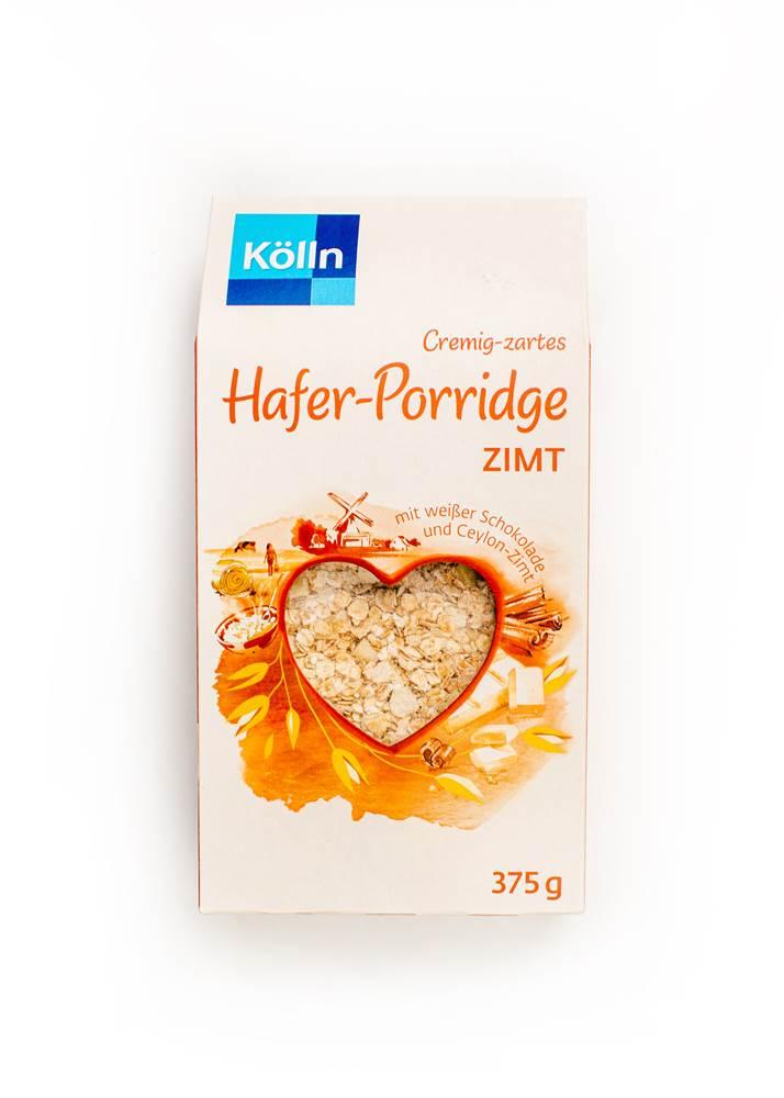Kölln Hafer-Porridge Zimt