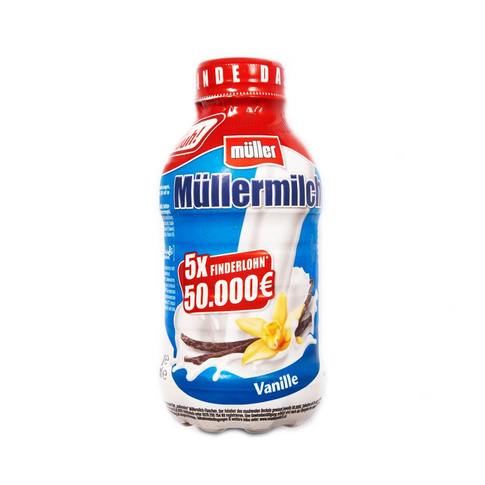 Buy Müller Müllermilch Vanille in Berlin with delivery