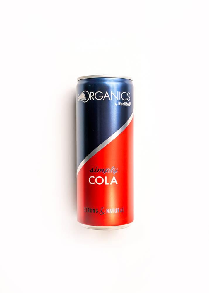 Organics by Red Bull simply Cola Bio