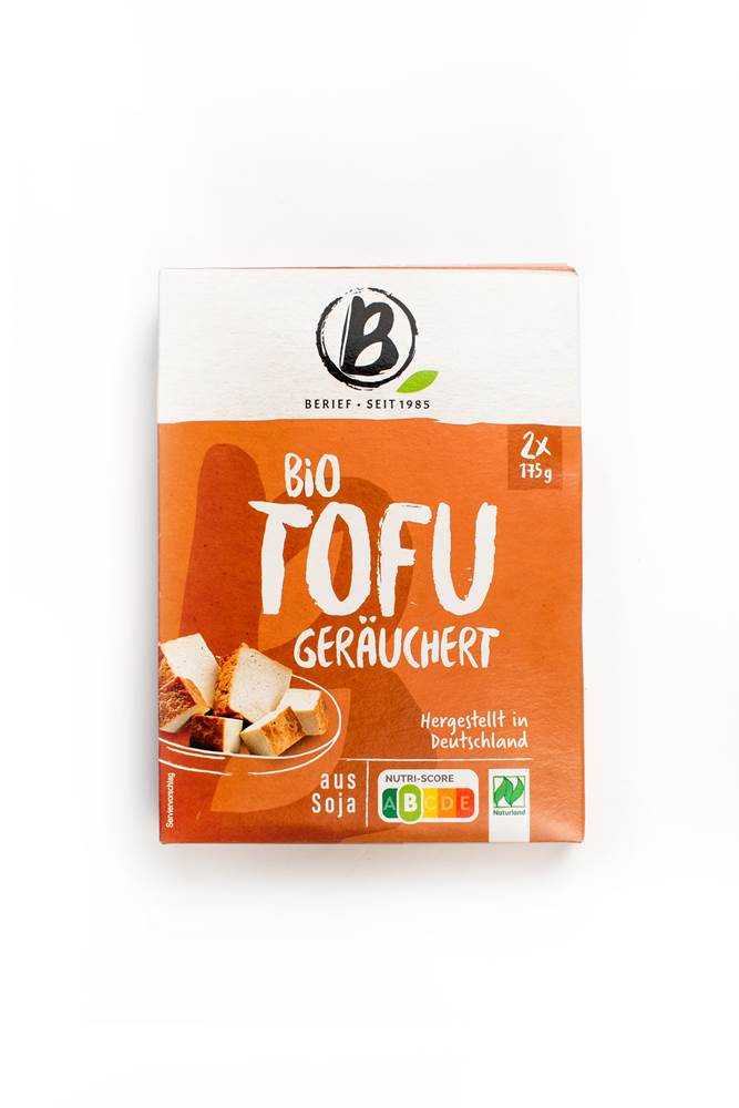 Berief Bio Tofu geräuchert