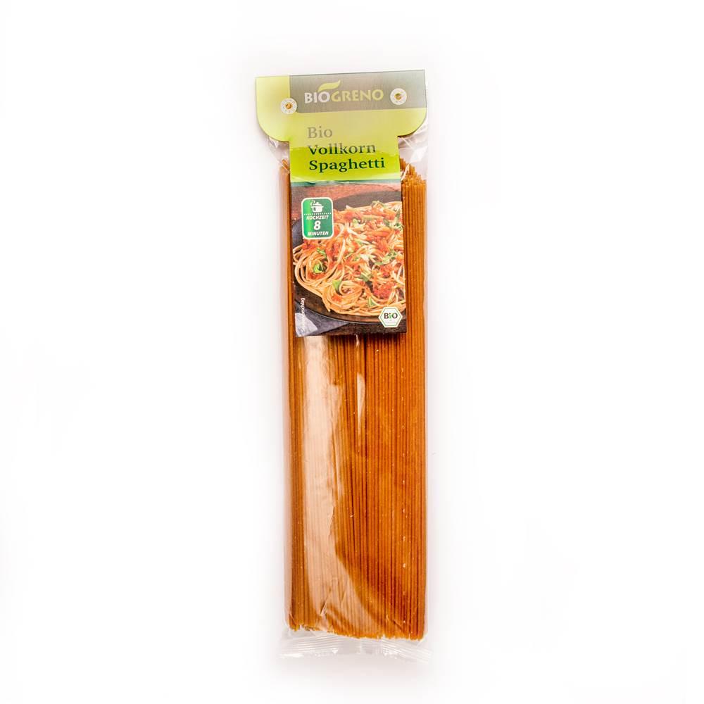 Biogreno Bio Vollkorn Spaghetti