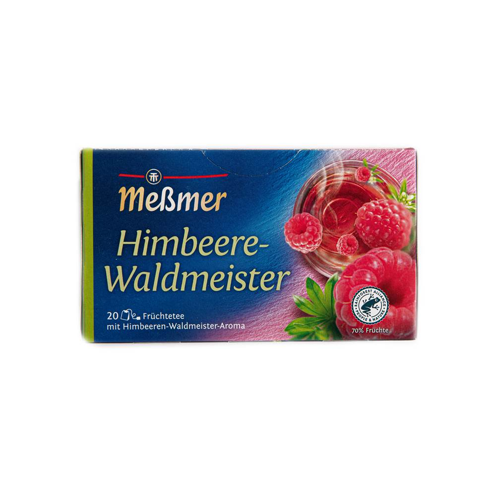 Meßmer Tee Himbeere-Waldmeister