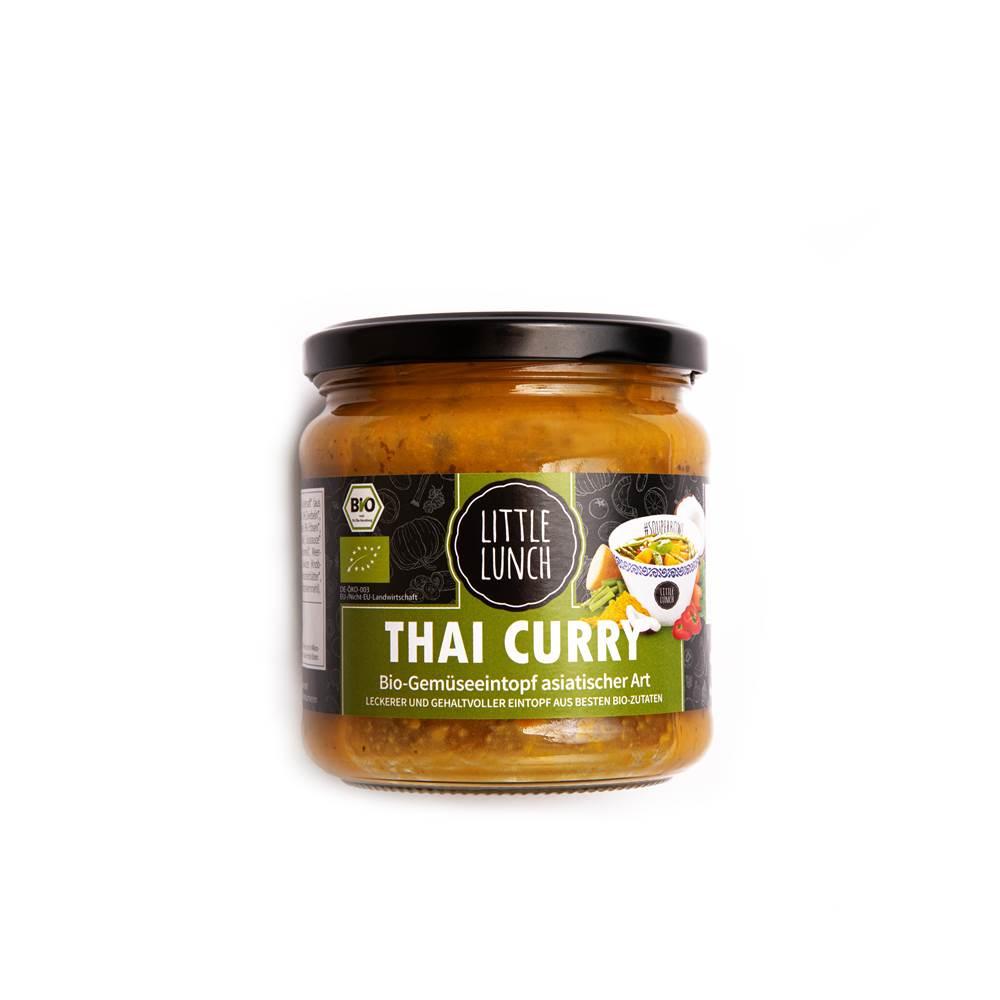 Little Lunch - Bio Thai Curry