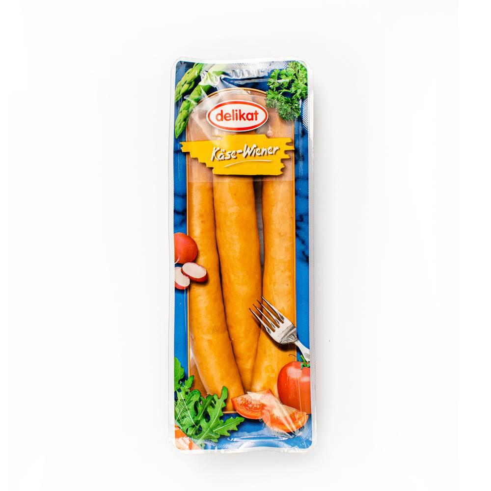 Delikat Käse-Wiener