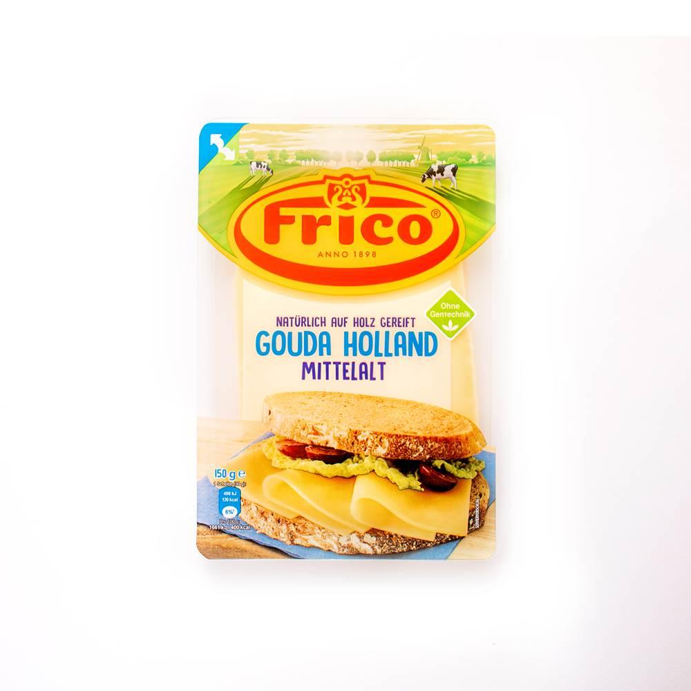 Frico Gouda mittelalt
