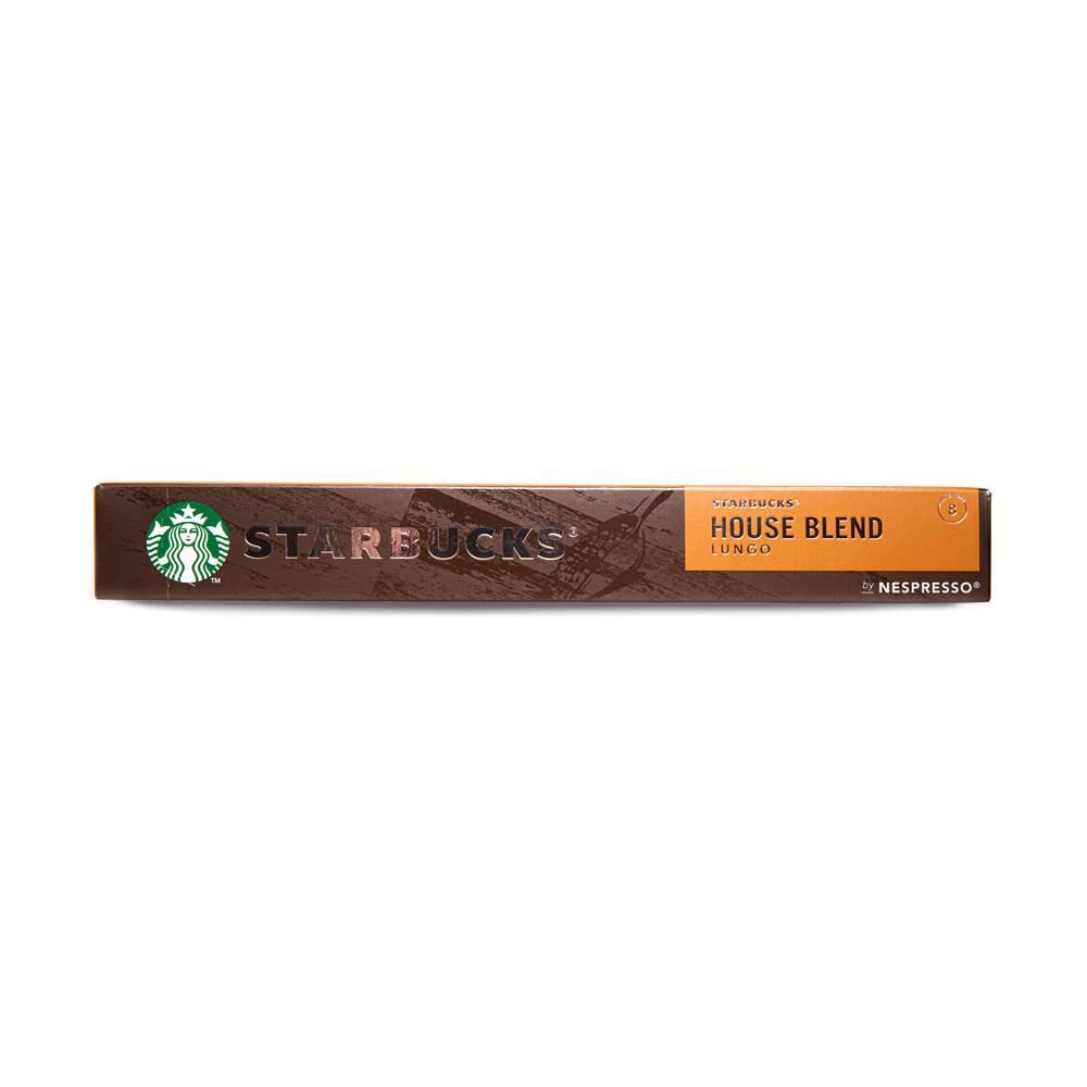 Starbucks House Blend Lungo by Nespresso