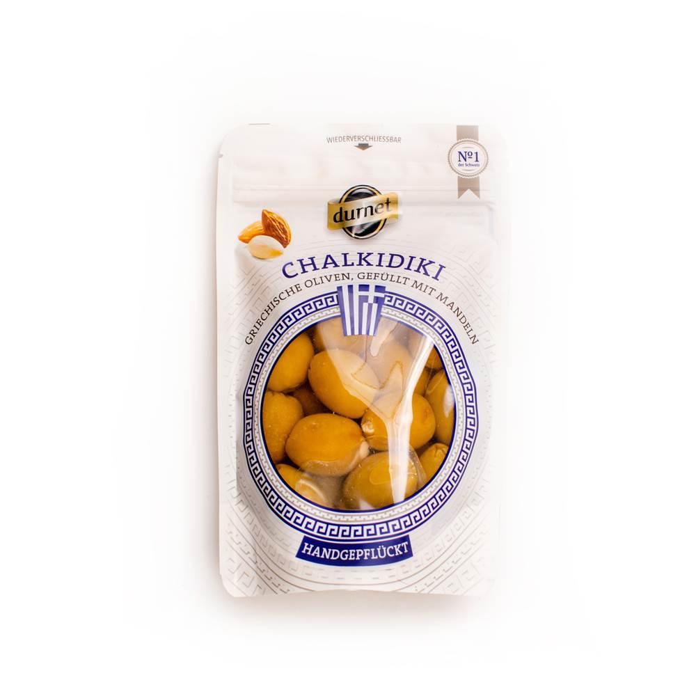 Dumet Chalkidiki griechische Oliven