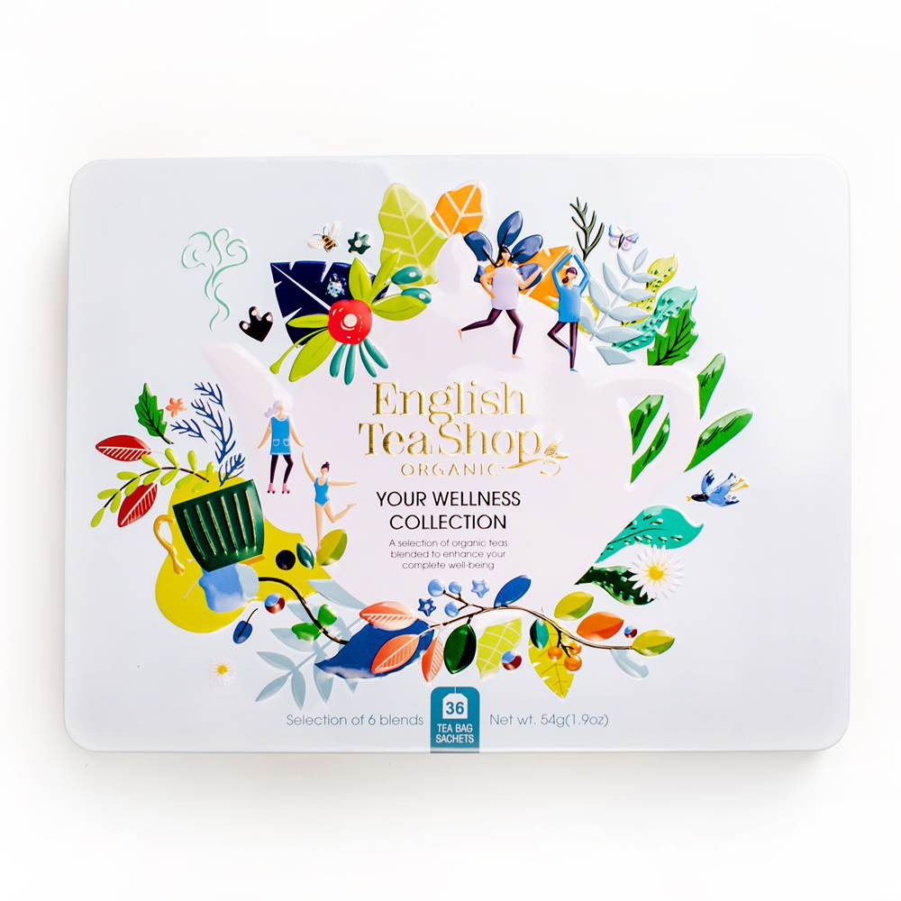 Buy English Tea Shop Bio Tee-Box Wellness in Berlin with delivery