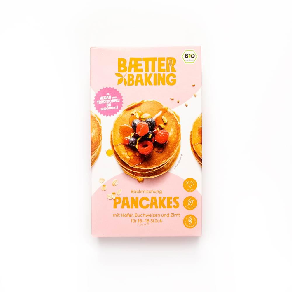 Baetter Baking Bio-Backmischung Pancakes