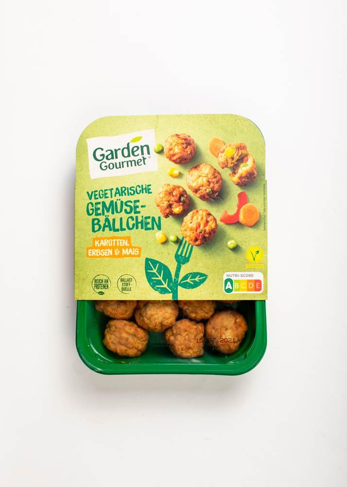 Garden Gourmet Vegetarische Gemüsebälle