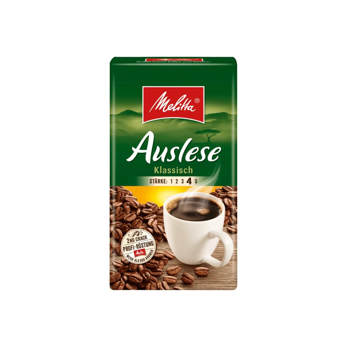 Melitta Auslese Röstkaffee Klassisch