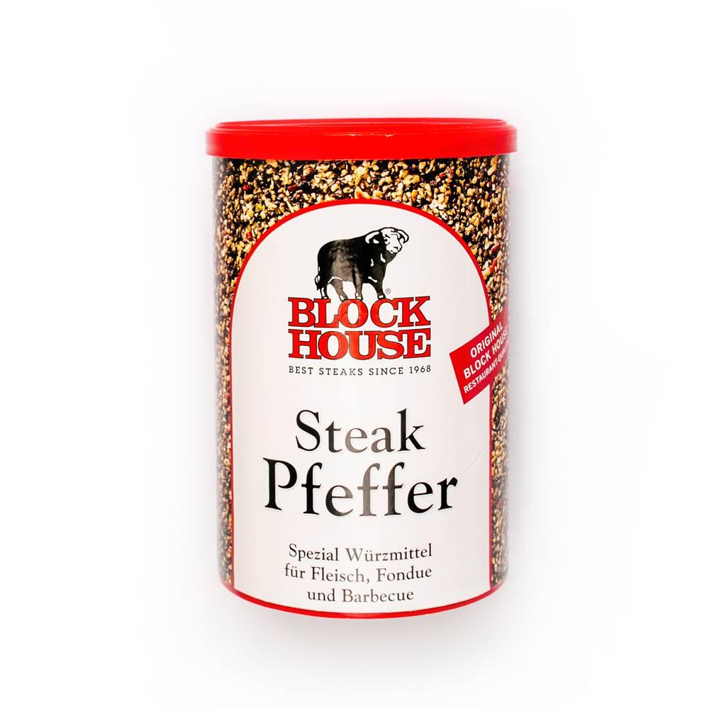 Block House Steak Pfeffer