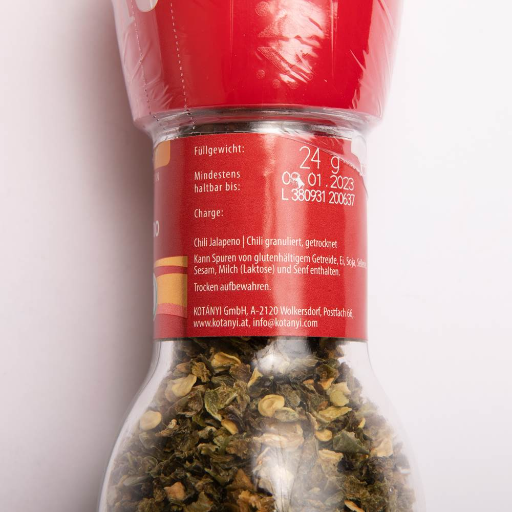 Buy Kotanyi Chili Jalapeno in Berlin with delivery