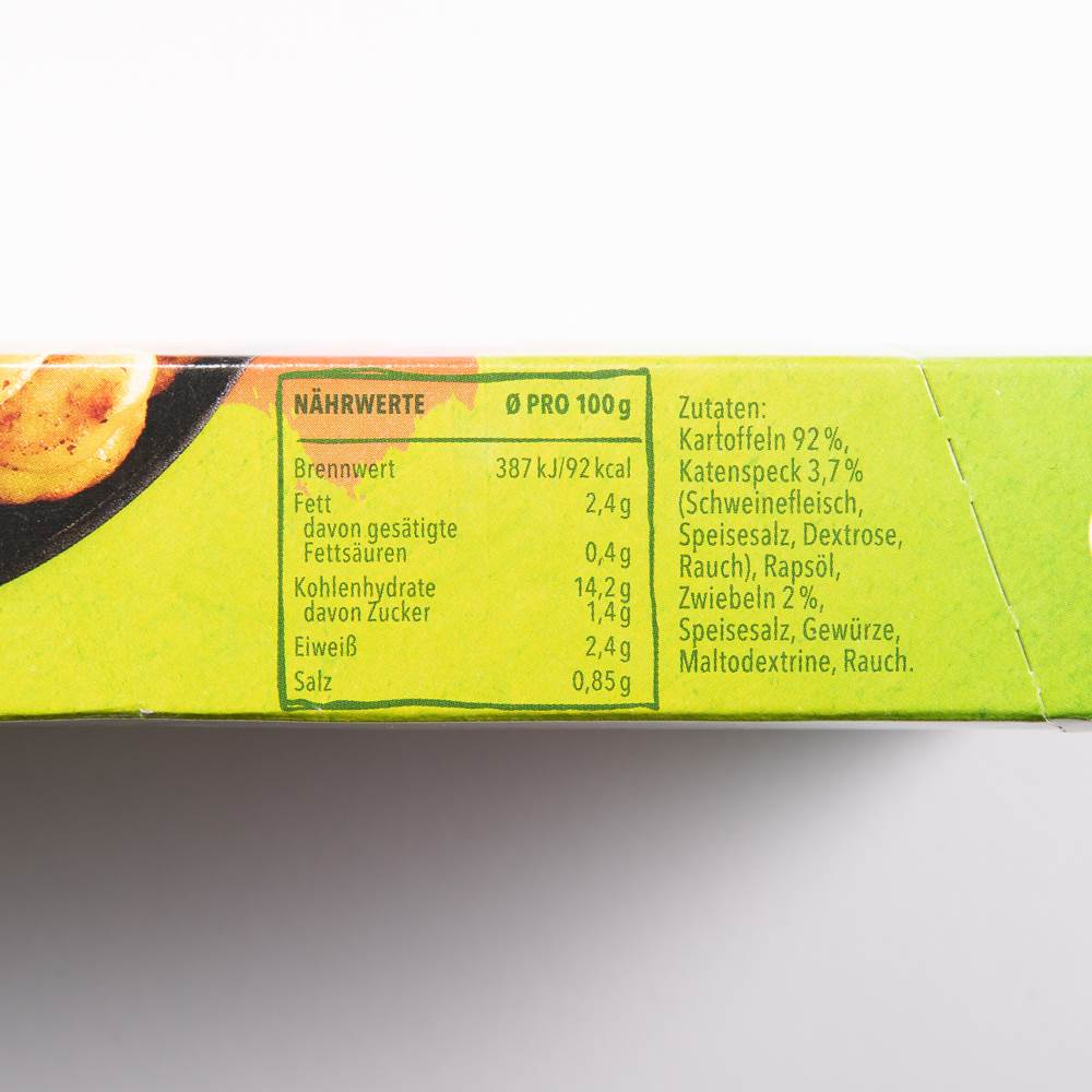 Buy Popp Bratkartoffeln mit Speck & Zwiebeln in Berlin with delivery
