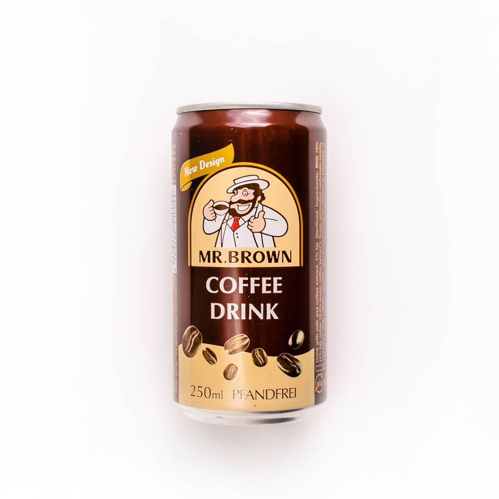 Mr. Brown Coffee Drink