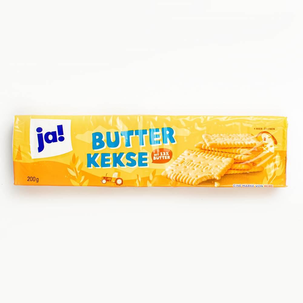 Buy Ja! Butterkeks 2x Packungen in Berlin with delivery